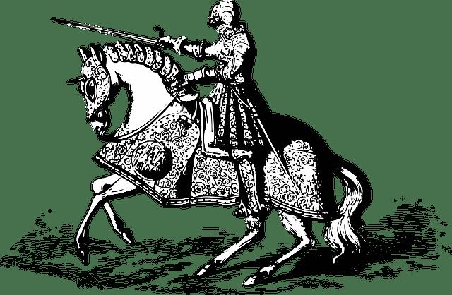 rycerz-sredniowiecze